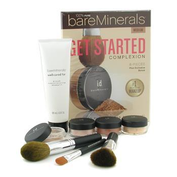 Bare Escentuals 100% Pure BareMinerals Get St...