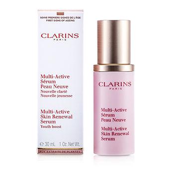 Clarins Skincare 1.04 oz Multi-Active Skin Renewal Serum