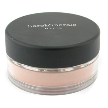 Bare Escentuals Make Up 0.21 oz BareMinerals Matte SPF15 Foundation - Medium