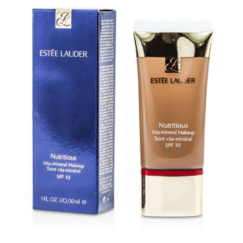 Estee Lauder Make Up 1 oz Nutritious Vita Mineral Makeup SPF 10 - # Intensity 5.0