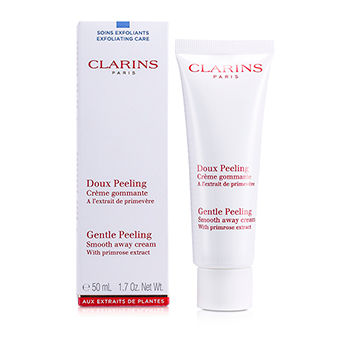 Clarins Skincare 1.7 oz Gentle Peeling Smooth Away Cream