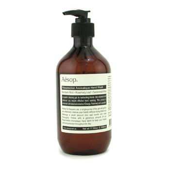 Aesop Skincare 17.99 oz Resurrection Aromatique Hand Wash