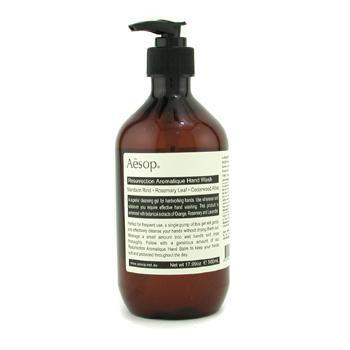 Aesop Skincare 17.99 oz Resurrection Aromatique Hand Wash