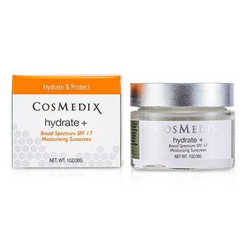 CosMedix Hydrate + Daily Moisturizer SPF 17