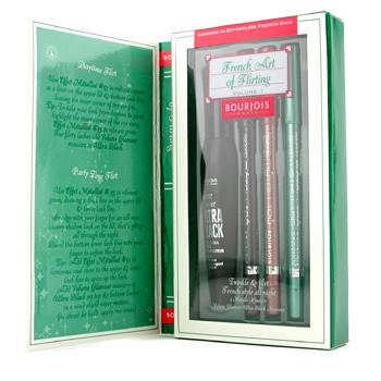 Bourjois French Art Of Flirting Set -  Volume...