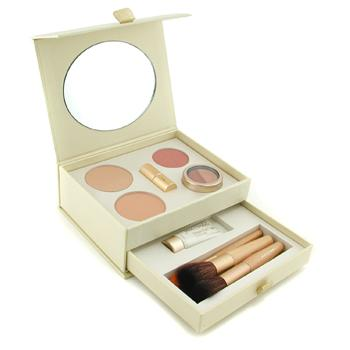 Jane Iredale Starter Kit (2x Pressed Powder +...
