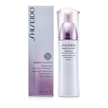 Shiseido Skincare 2.5 oz White Lucent Brightening Protective Emulsion W SPF 15