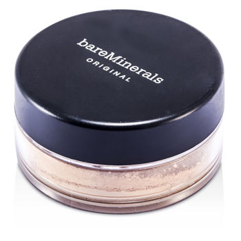 Bare Escentuals Make Up 0.28 oz BareMinerals Original SPF 15 Foundation - # Light (W15)