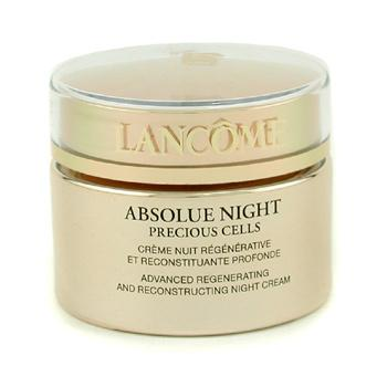 Lancome Skincare 1.7 oz Absolue Night Precious Cells Advanced Regenerating And  Reconstructing Night Cream (Made in USA)