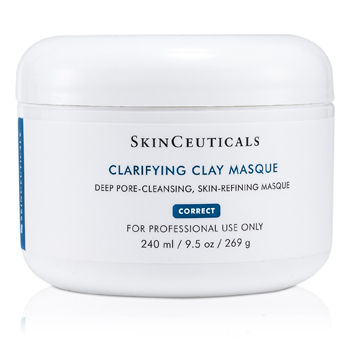 Skin Ceuticals Skincare 8 oz Clarifying Clay Masque (Salon Size)