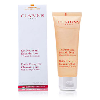 Clarins Skincare 2.5 oz Daily Energizer Cleansing Gel