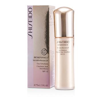Shiseido Benefiance WrinkleResist24 Day Emuls...