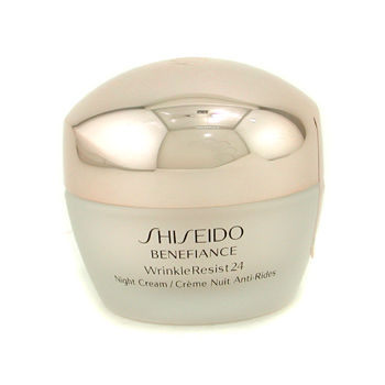 Shiseido Skincare 1.7 oz Benefiance WrinkleResist24 Night Cream