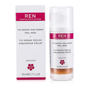 Ren F10 Smooth & Renew Peel Mask (For Sensiti...