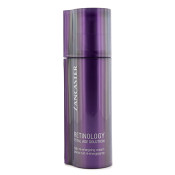 Lancaster Skincare 1.7 oz Retinology Night Re-Energizing Cream