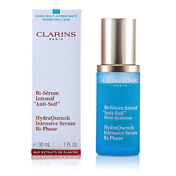 Clarins Skincare 1 oz HydraQuench Intensive Serum Bi-Phase