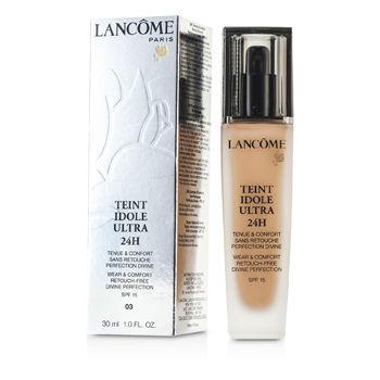 Lancome Make Up 1 oz Teint Idole Ultra 24H Wear & Comfort Foundation SPF 15 - # 03 Beige Diaphane