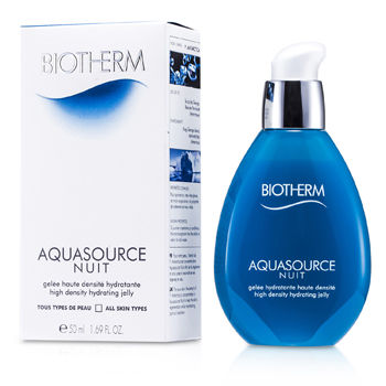 Biotherm Skincare 1.69 oz Aquasource Nuit High Density Hydrating Jelly (For All Skin Types)