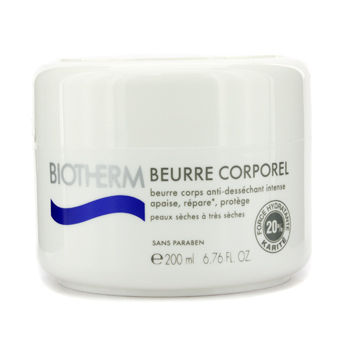 Biotherm Skincare 6.7 oz Intensive Anti-Dryness Body Butter (Dry To Very Dry Skin)