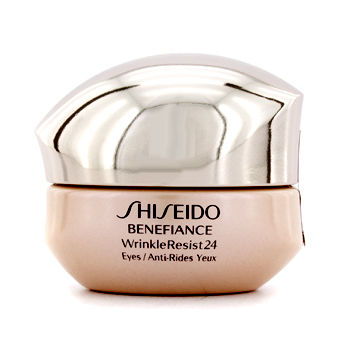 Shiseido Skincare 0.51 oz Benefiance WrinkleResist24 Intensive Eye Contour Cream