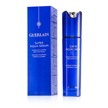 Guerlain Skincare 1.6 oz Super Aqua Serum Intense Hydration Wrinkle Plumper