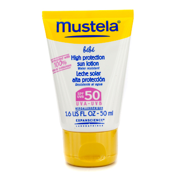 Mustela Sun Protection