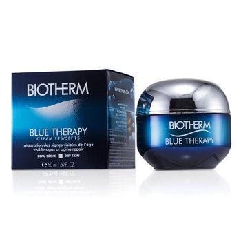Biotherm Skincare 1.69 oz Blue Therapy Cream SPF 15 (Dry Skin)