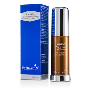 Hydroxatone Self-Tanners