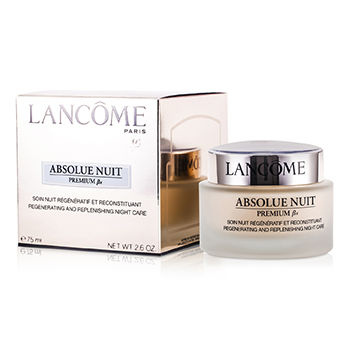 Lancome Skincare 2.6 oz Absolue Premium BX Regenerating And Replenishing Night Cream