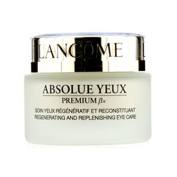 Lancome Skincare 0.7 oz Absolue Yeux Premium BX Regenerating And Replenishing Eye Care