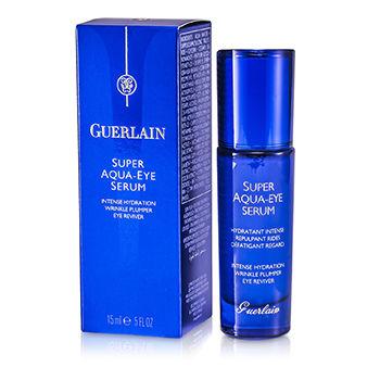 Guerlain Skincare 0.5 oz Super Aqua Eye Serum - Intense Hydration Wrinkle Plumper Eye Reviver