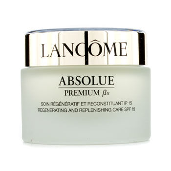 Lancome Skincare 1.7 oz Absolue Premium BX Regenerating And Replenishing Care SPF 15
