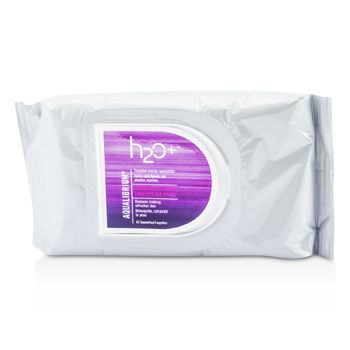 H2O+ Aqualibrium Cleansing Face Wipes