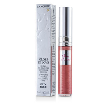 Lancome Make Up 0.2 oz Gloss In Love Lip Gloss - # 222 Fizzy Rosie