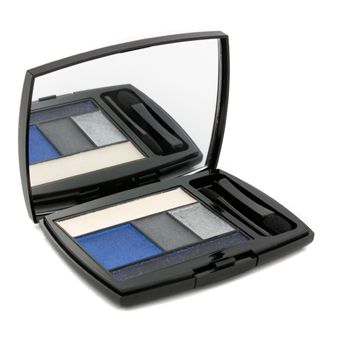 Lancome Make Up 0.14 oz Color Design 5 Shadow & Liner Palette - # 401 Midnight Rush (US Version)