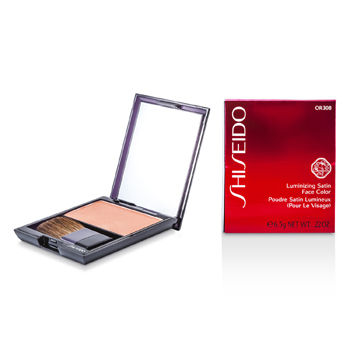 Shiseido Make Up 0.22 oz Luminizing Satin Face Color - # OR308 Starfish