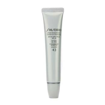 Shiseido Make Up 1.1 oz Urban Environment Tinted UV Protector SPF 43 - # Shade 2