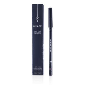 Guerlain Make Up 0.01 oz The Eye Pencil Retractable Cream Kohl & Liner - # 02 Jackie Brown
