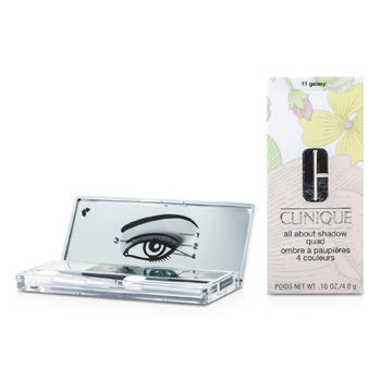 Clinique Make Up 4 x 0.04 oz All About Shadow Quad - # 11 Galaxy