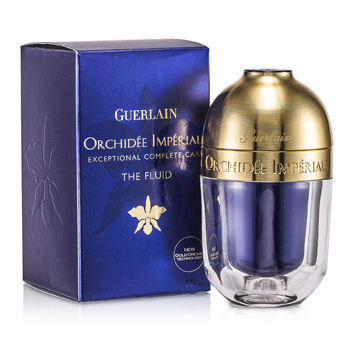 Guerlain Skincare 1 oz Orchidee Imperiale Exceptional Complete Care The Fluid (New Gold Orchid Technology)