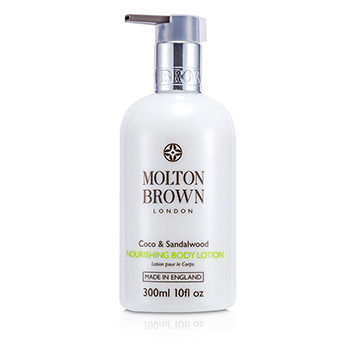 Molton Brown Skincare 10 oz Coco & Sandalwood Nourishing Body Lotion