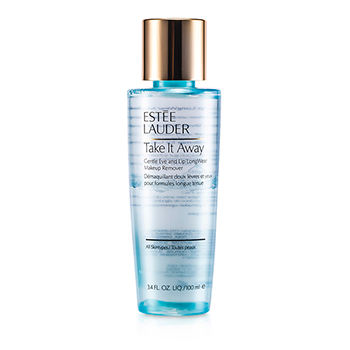 Estee Lauder Skincare 3.4 oz Take It Away Gentle Eye and Lip LongWear Makeup Remover (All Skintypes)