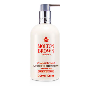 Molton Brown Skincare 10 oz Orange & Bergamot Nourishing Body Lotion