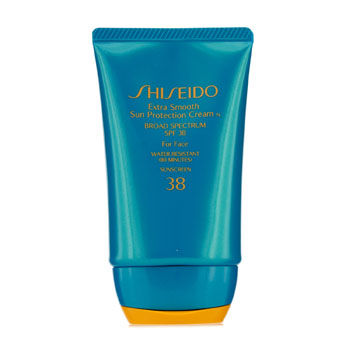 Shiseido Skincare 2 oz Extra Smooth Sun Protection Cream N SPF 38