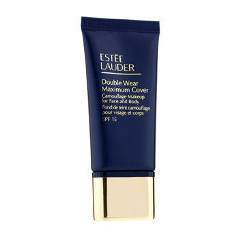 Estee Lauder Make Up 1 oz Double Wear Maximum Cover Camouflage Make Up (Face & Body) SPF15 - #12 Rattan (2W2)