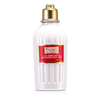L'Occitane Skincare 8.4 oz Roses Et Reines Beautifying Body Milk