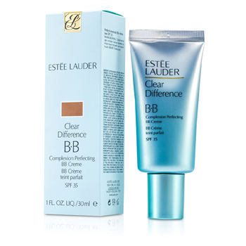 Estee Lauder Make Up 1 oz Clear Difference Complexion Perfecting BB Creme SPF 35 - # 3 Medium/Deep