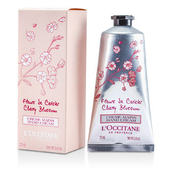 L'Occitane Skincare 2.6 oz Cherry Blossom Hand Cream