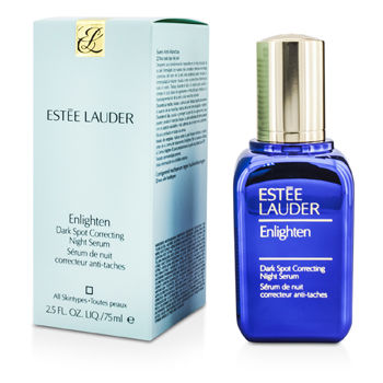 Estee Lauder Skincare 2.5 oz Enlighten Dark Spot Correcting Night Serum