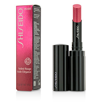 Shiseido Make Up 0.07 oz Veiled Rouge - #PK405 Pomegranate